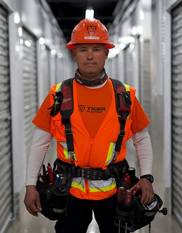 Tiger Electric About Us Electrician 1
